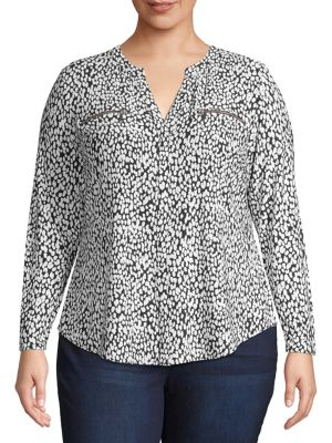 3bc28f2dad Women - Women's Clothing - Plus Size - Tops - thebay.com