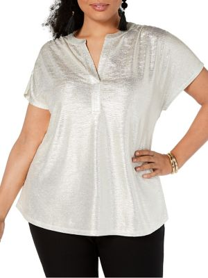 best price cheap price info for Women - Women's Clothing - Plus Size - Tops - thebay.com