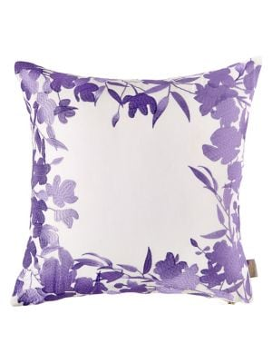 UPC 600091044077 product image for Hedgerow 230-Thread Count Cotton Decorative Pillow | upcitemdb.com