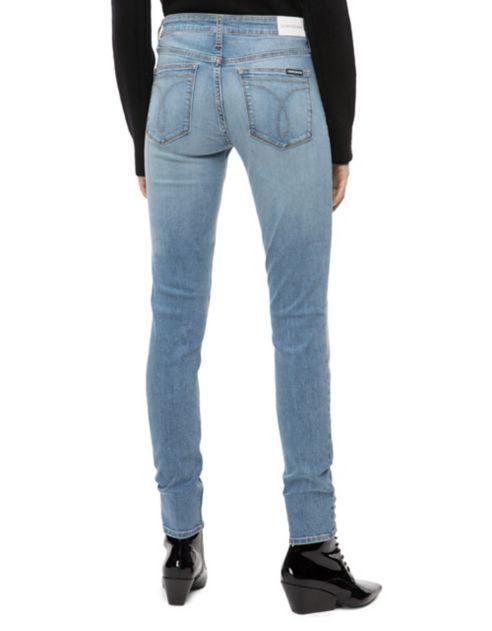 Klein ajustée Calvin Jeans de Jean coupe Malibu extensible TlJFKc31