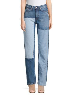 Jeans Vêtements Mode Calvin Klein Pour Femme Flash Bz5O0