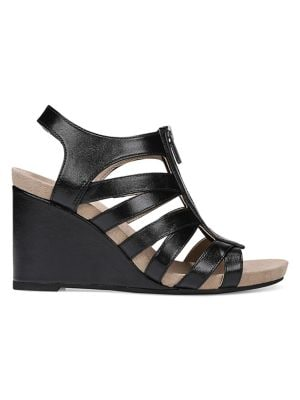 80ce355b6ab44b QUICK VIEW. LifeStride. Strappy Wedge Sandals