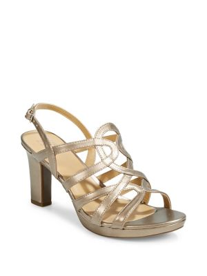 cc682c837a29 QUICK VIEW. Naturalizer. Cameron Caged Heeled Sandals