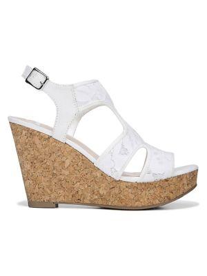 48da7cecb2 QUICK VIEW. Fergalicious. Women's Cork Wedge Sandals