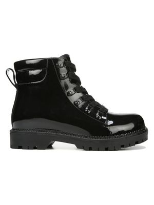 fe181c2599a3 designer · Kascade Waterproof Lace-Up Rain Boots BLACK. QUICK VIEW. Product  image