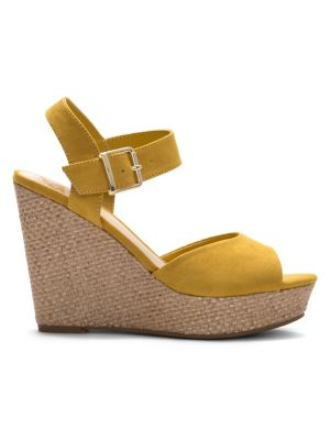27988a8bb27 QUICK VIEW. Fergalicious. Viola Wedge Sandals