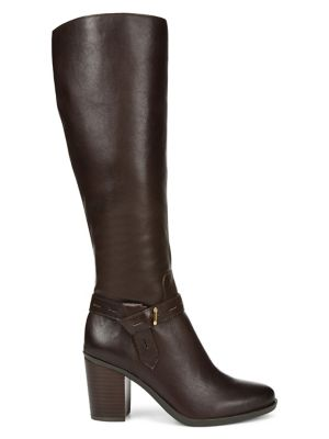 Kamora Leather Boots by Naturalizer