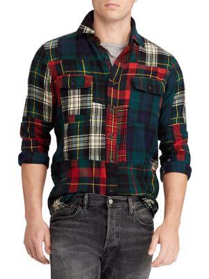 Polo Ralph Lauren   Homme - Vêtements pour homme - Chemises tout ... 367c7c540c28
