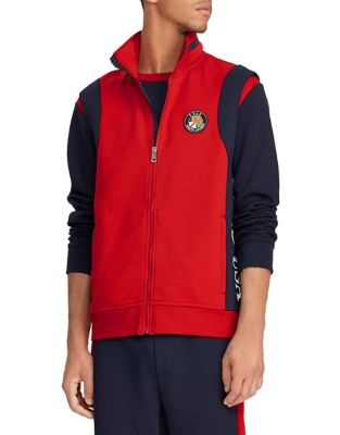 0276e55e8623 Product image. QUICK VIEW. Polo Ralph Lauren. Double-Knit Graphic Vest