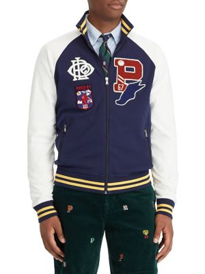 QUICK VIEW. Polo Ralph Lauren. Interlock Cotton Track Jacket 3b1d2718b
