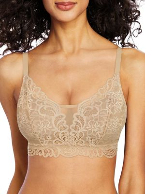 de49995e59a48 QUICK VIEW. Bali. Wirefree Lace Lift Bra