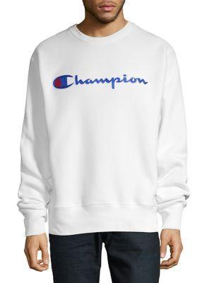 980c3a6d6cbb QUICK VIEW. Champion Reverse Weave. Embroidered Logo Sweatshirt