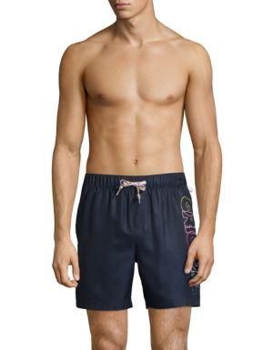 0bb11a495b Original Penguin - Ombre Original Swim Shorts - thebay.com