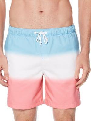 e681cb7bb5 QUICK VIEW. Original Penguin. Colourblock Swim Shorts