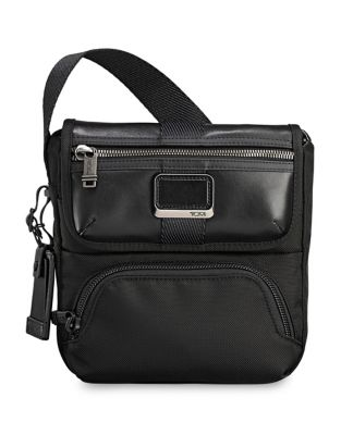 b2eef923b759 Alpha Bravo Barton Crossbody Bag BLACK. QUICK VIEW. Product image