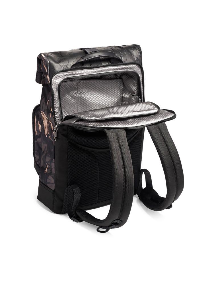 1dc26a321100 Tumi - Alpha Bravo London Roll-Top Backpack - thebay.com