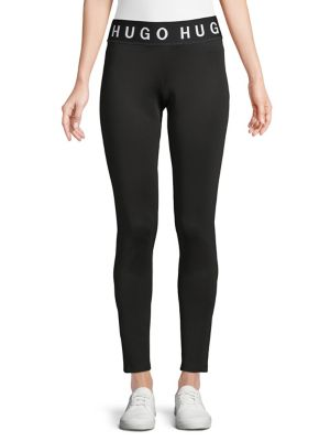 dd2cbce1f0 Tie Waist Straight Pants. $69.00 · Logo Graphic Leggings BLACK. QUICK VIEW.  Product image