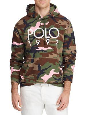 eb9c33abfd Polo Ralph Lauren | Men - Men's Clothing - Sweatshirts & Hoodies ...