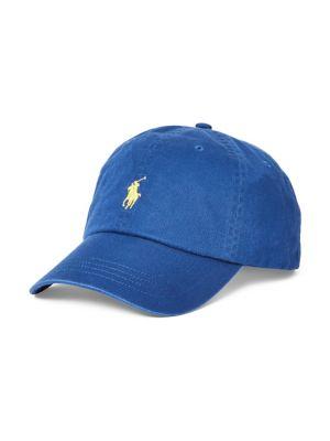 2f775436 QUICK VIEW. Polo Ralph Lauren. Cotton Chino Baseball Cap