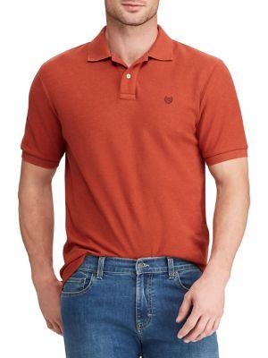 a050e126 QUICK VIEW. Chaps. Classic-Fit Cotton Polo