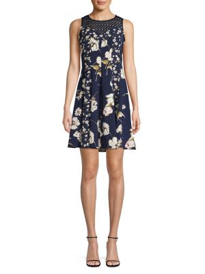 32bdef9a QUICK VIEW. Gabby Skye. Sleeveless Floral Dress