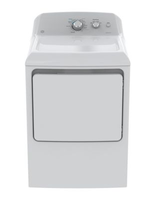 GTD40EBMKWW 7.2 cu ft. capacity DuraDrum2 Electric Top Load Matching Dryer White photo