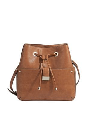 Product image. QUICK VIEW. Design Lab Lord   Taylor. Classic Bucket Bag 56aa386e65