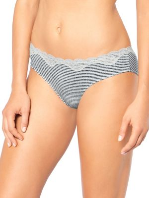 01ae992500c QUICK VIEW. Triumph. Touch Of Modal Striped Bikini Panty