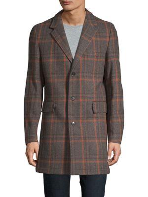 51a431ee5 Men - Men's Clothing - Coats & Jackets - Peacoats & Dress Coats ...