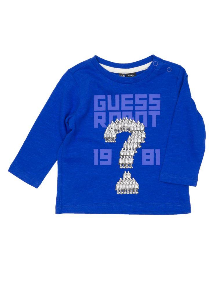 b68c2c3d2f GUESS - Baby Boy's Cotton Logo Shirt - thebay.com