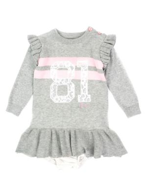 73d3a4343 QUICK VIEW. GUESS. Baby Girl's 2-Piece Sweater Dress & Bloomers Set