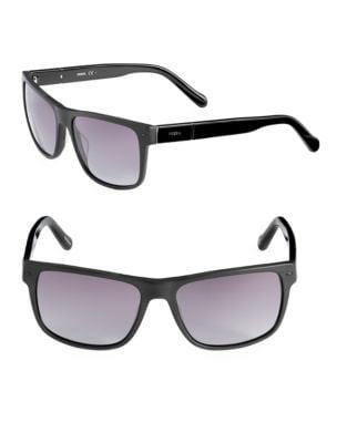 019f0585dbc QUICK VIEW. Fossil. Matte 55mm Square Sunglasses