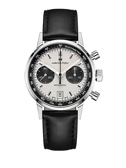 Hamilton American Classic Intra-Matic Auto Chronograph Watch H38416711