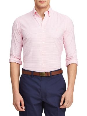 80bc977616 Polo Ralph Lauren | Men - Men's Clothing - Casual Button-Downs ...