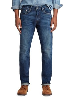 ddfe54ce1f553 Product image. QUICK VIEW. Polo Ralph Lauren. Slim Straight Jeans