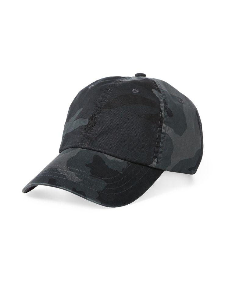 fournir beaucoup de meilleur endroit pour mode de luxe Polo Ralph Lauren - Casquette de baseball à motif camouflage ...