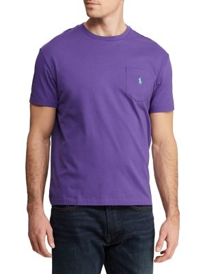 c2ab7661 Product image. QUICK VIEW. Polo Ralph Lauren. Classic-Fit Logo Tee