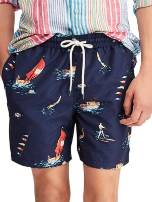 4ac2d4eb71d37 Product image. QUICK VIEW. Polo Ralph Lauren. Traveler Swim Trunks