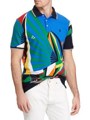 c3cc98e63 Polo Ralph Lauren | Men - Men's Clothing - Polos - thebay.com