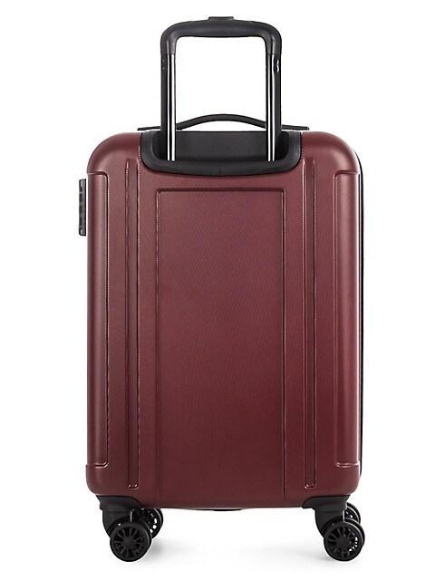 Bugatti Prague Spinner 22 5 Inch Suitcase Thebay