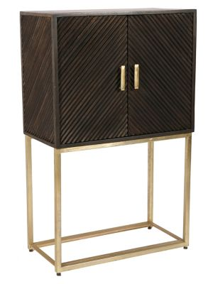 UPC 600090862061 product image for Modern Glamour Flore Cabinet | upcitemdb.com