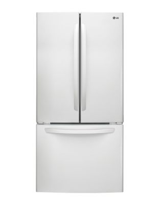LFC24786SW 33 in. 24 cu. ft. French Door Refrigerator with Smart Cooling- White photo