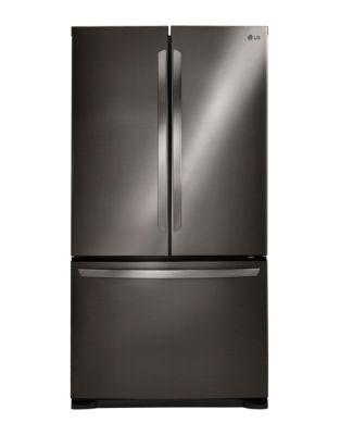 LFC24786SD 33-inch 24 Cu. Ft. French Door Refrigerator with Smart Cooling System - Black Stainless Steel photo