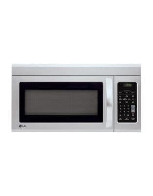 LMV1852ST 1.8 cu. ft. Over-the-Range Microwave with EasyClean Interior-Stainless Steel photo