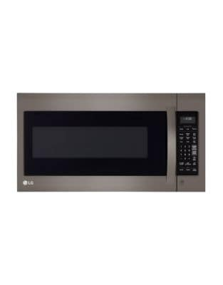 LMV2257BD 2.2 Cu. Ft. Over The Range Microwave in Black Stainless Steel photo