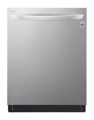 LDT5665ST 24-inch Top Control Dishwasher with QuadWash - Stainless Steel photo