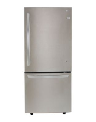 LDNS22220S 30 in. 22. cu. ft. Bottom Freezer Refrigerator with Linear Compressor-Stainless Steel photo