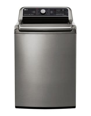 WT7600HVA 6.0 CU. FT. High Efficiency Top Load Steam Washer with TurboWash 2.0 Technology Graphite Steel photo