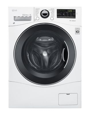 WM3488HW - 24 inch, 2.6 cu. ft. All-in-One Front Load Washer / Dryer Combo with 6Motion Technology photo