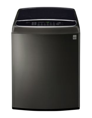 WT1901CK - 5.8 Cu. Ft. Top Load Washer Black Stainless Steel photo
